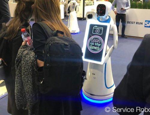 Les robots vont-ils remplacer les photographes professionnels dans les événements et les entreprises ?